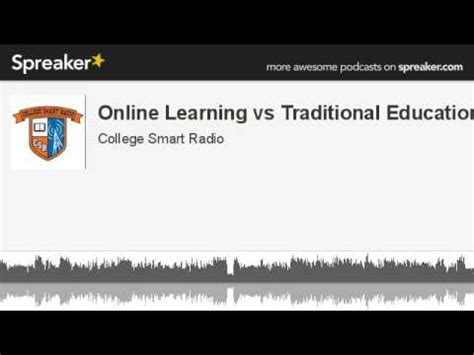 learning  traditional education youtube