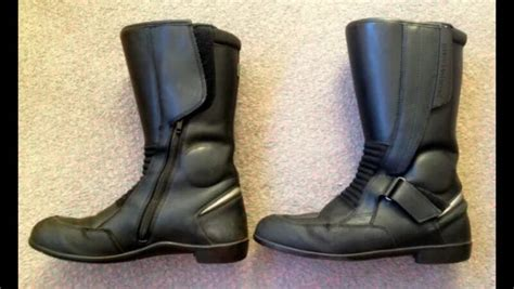 Bmw Goretex Pro Touring Motorcycle Boots 42