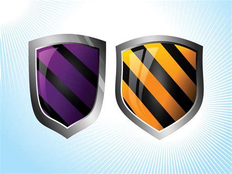 glossy shields