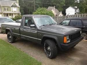 1988 Jeep Comanche 5 Speed Manual For Sale In Atlanta  Ga
