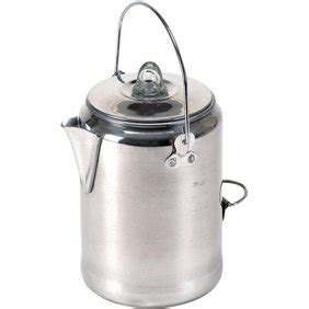 The beauty of this coffee maker for camping is not only the simplicity but the price. Camping Coffee Makers - Walmart.com