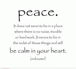 best quotes about peace quotesgram
