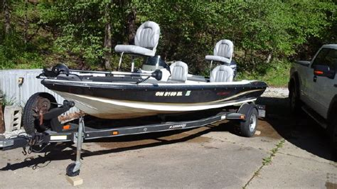Craigslist Used Boats Akron Ohio by Bass Boat New And Used Boats For Sale In Ohio