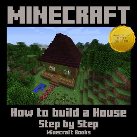 borrow minecraft   build  house step  step