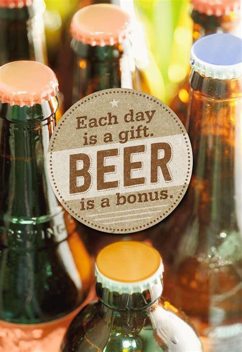 beer   bonus birthday card greeting cards hallmark