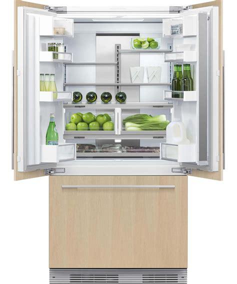 integrated fridge drip tray
