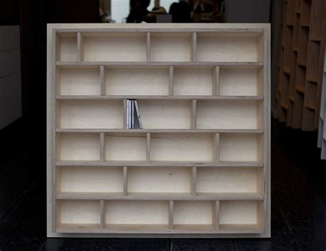 cd shelf wood dividers malherbe edition