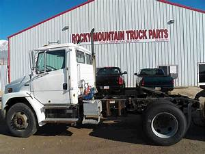 2001 Freightliner Fl70 Day Cab Truck For Sale  285 813