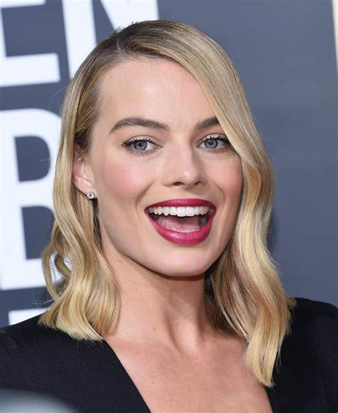 Margot Robbie – Golden Globe Awards 2018