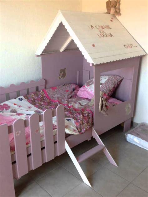 fabriquer une chambre en fabrication lit cabane
