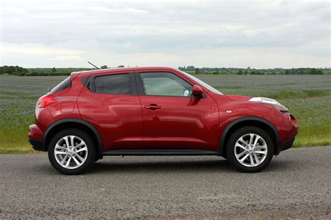 Nissan Juke Picture by Nissan Juke Suv Review Parkers