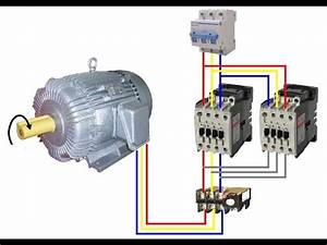 To Start 3 Phase Induction Motor With Star Delta Starter