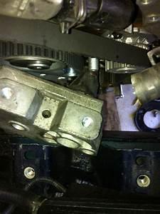Reinstalling Right Side Engine Bracket Jetta 1 8l