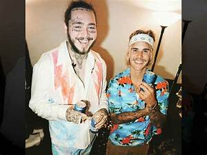 Post Malone Planning Justin Bieber A Nice Little