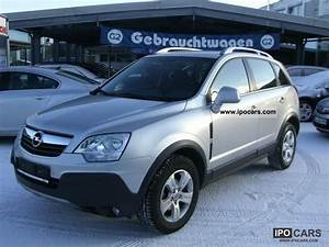 Opel Antara Edition Pack : 2008 opel antara antara 2 0 cdti edition 4x4 car photo and specs ~ Gottalentnigeria.com Avis de Voitures