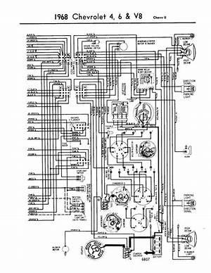 1968 Nova Wiring Diagram 41332 Verdetellus It