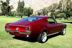 1967 FORD MUSTANG GT CUSTOM FASTBACK - 130327