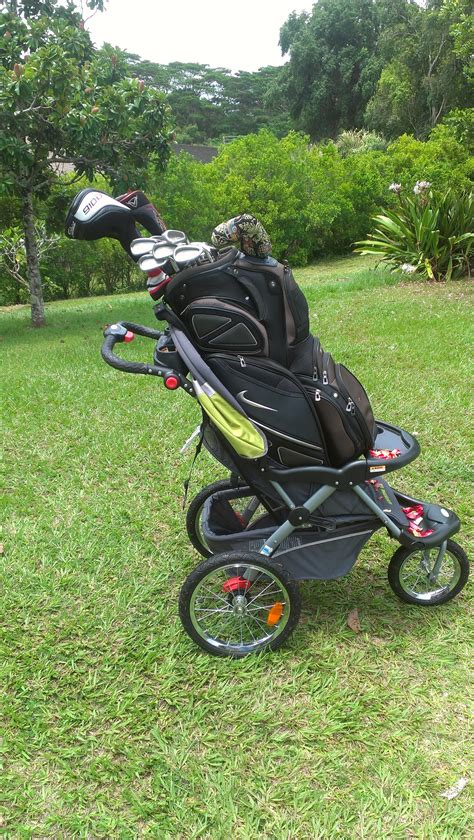 golf cart prototype what u think balls carts bags apparel gear etc the sand trap