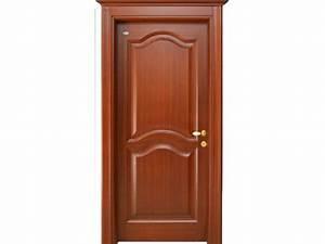 Porte D Intérieur Sur Mesure : porte int rieur bois massif sur mesure edp 101 ~ Dailycaller-alerts.com Idées de Décoration