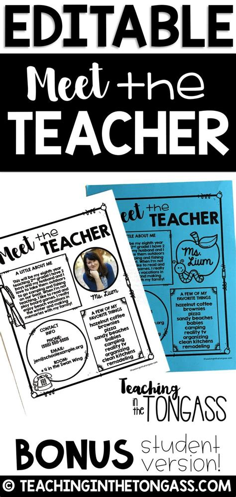 teacher  letters ideas  pinterest