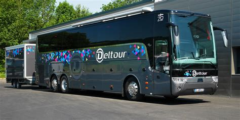 Transports - Deltour Cycling