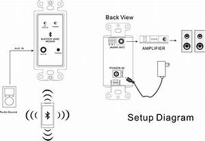 Volume Control Wiring Diagram For Nutone Wall