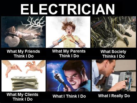 24 Of The Best Electrician Jokes And Memes