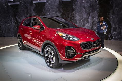 2020 Kia Sportage Review by 2020 Kia Sportage Top Speed