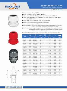 Metric Cable Gland Size Chart Cable Glands