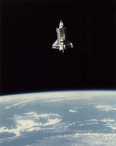 Pictures of the Space Shuttle From Space - Pics about space