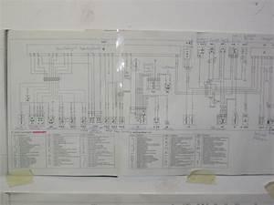 W124 Schaltplan Klimaanlage