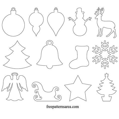 winter and ornament vector freepatternsarea