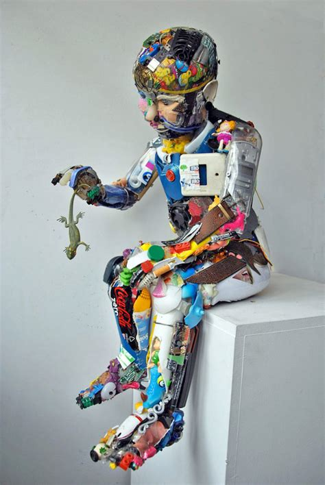 How To Recycle Amazing Junk Art Sculptures Made From