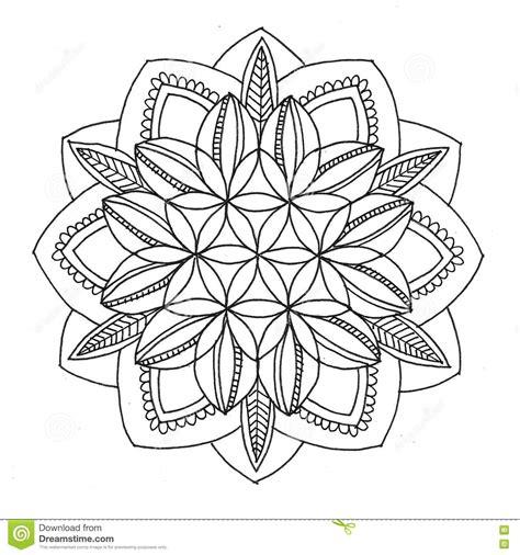immagini dei mandala da colorare mandala da colorare fiori