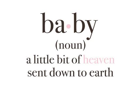 baby quotes newborn quotation sayingimagescom
