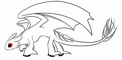 Nightfury Dragon Species Eyes Fury Night Train