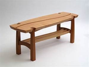 Project Wood Working: Woodworking hall bench plans