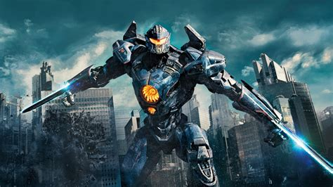 gipsy avenger  pacific rim uprising   wallpapers