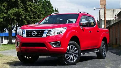 nissan frontier crew cab redesign   nissan