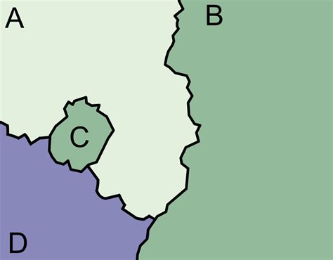Exclave - Simple English Wikipedia, the free encyclopedia