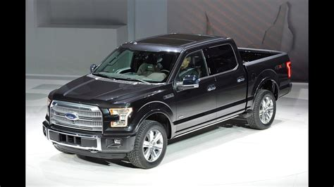 2015 Ford F-150 Aluminum-intensive Structure And 2.7-liter