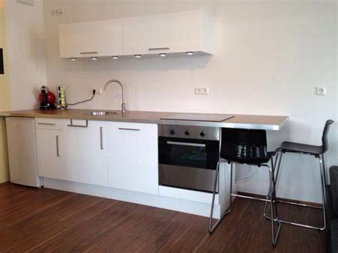 Ikea Küche Faktum Abstrakt Weiß Neuwertig Mit Garantie In