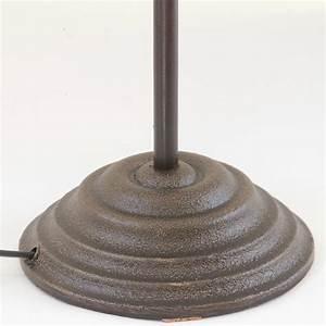 Stehlampe Mit Tisch : delfi elegante stehlampe f r den tisch mit kupferschirm casa lumi ~ Indierocktalk.com Haus und Dekorationen