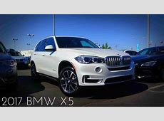 2017 BMW X5 30 L Turbo 6Cylinder Review YouTube