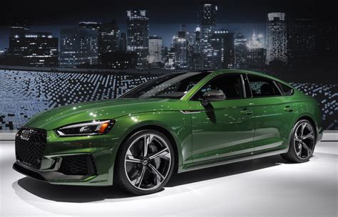 2019 Audi Rs5 by 2019 Audi Rs5 Gets An Set Of Doors In New York Driving