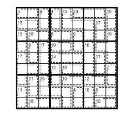 expert killer sudoku puzzle 3 expert killer sudoku to