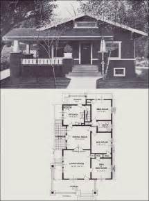 bungalow style floor plans 1920s style home plans house of sles