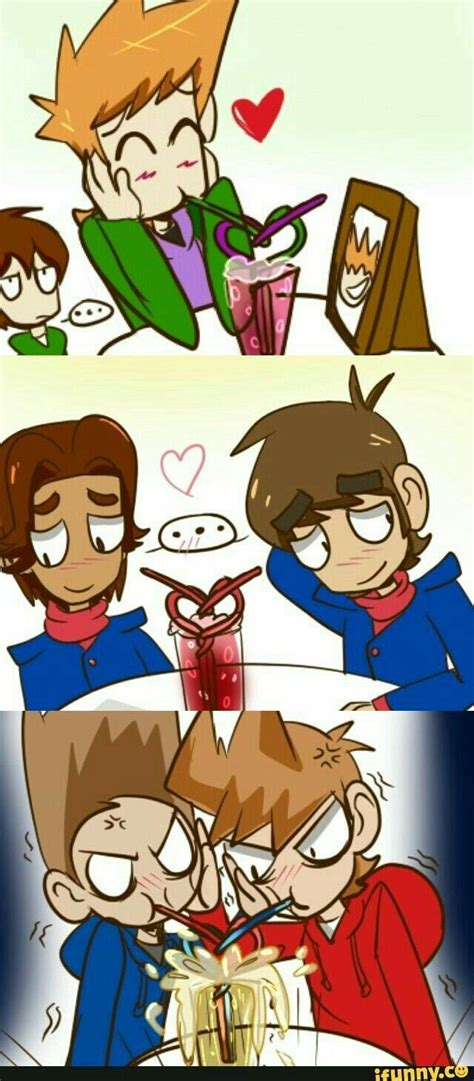 Omg Is This How It Happened Xd Eddsworld Tomtord Comic Eddsworld