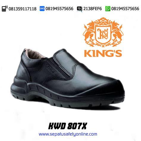 sepatu safety king arthur slip on harga safety shoes king kwd 807 style guru fashion