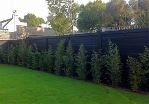 Palissade De Jardin : palissade bois jardin v g talis e r gion berck 62 ~ Melissatoandfro.com Idées de Décoration